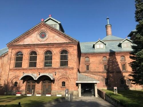 サッポロビール博物館 正面