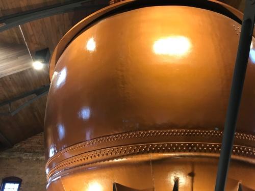 サッポロビール博物館 煮沸釜2