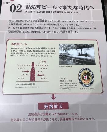 サッポロビール博物館 歴史5