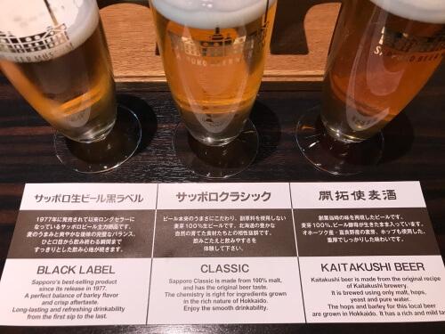 スターホール 3種飲み比べセット銘柄