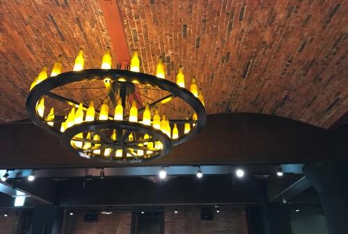 サッポロビール博物館 スターホール電気